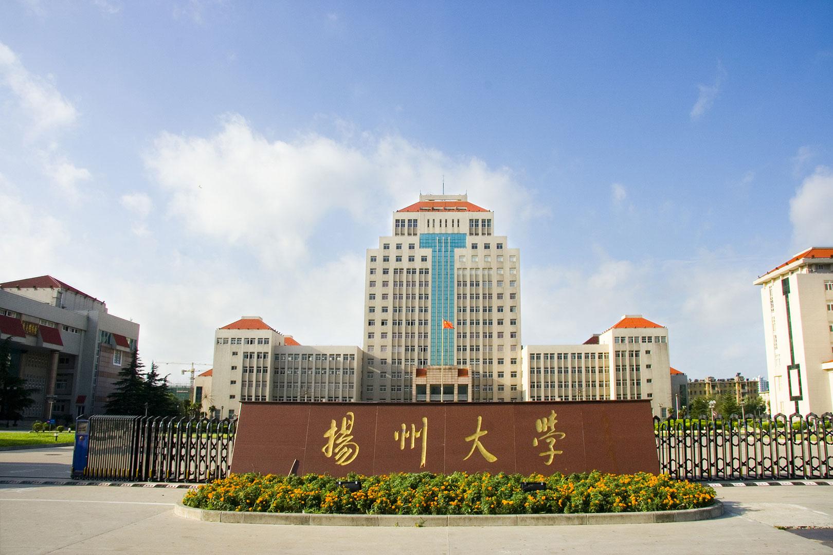 扬州大学2020年海内外优秀人才招聘公告